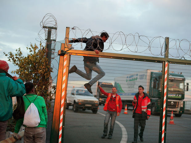 caos migranti