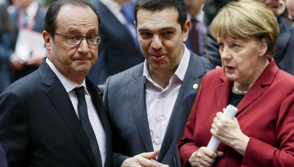da sinistra hollande tsipras merkel