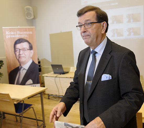 capo euroscettici Vayrynen