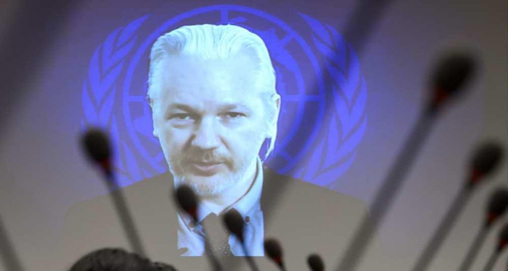 francia assange