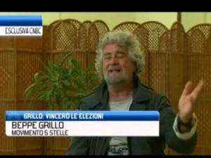 Grillo, intervista alla CNBC: �l�Italia deve tornare alla lira�. E sulla Grecia: �Referendum strumento di democrazia diretta�