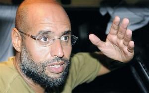 Libia: Tripoli condanna il figlio di Gheddafi, Tobruk no