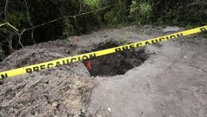 Messico, Iguala: rinvenute oltre 60 fosse comuni