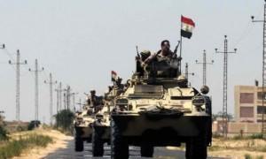 Sinai: la battaglia che rafforzer� l�alleanza tra Israele, Egitto e Hamas