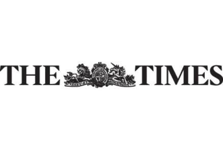 logo del giornale inglese Times