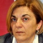 La dimissionaria presidente Pd regione Puglia Anna rita Lemma