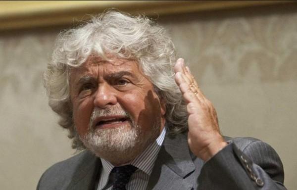 Beppe Grillo cofondatore del M5S