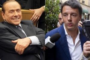 Sondaggi elettorali Index Research: per italiani probabile governo Berlusconi-Renzi dopo voto