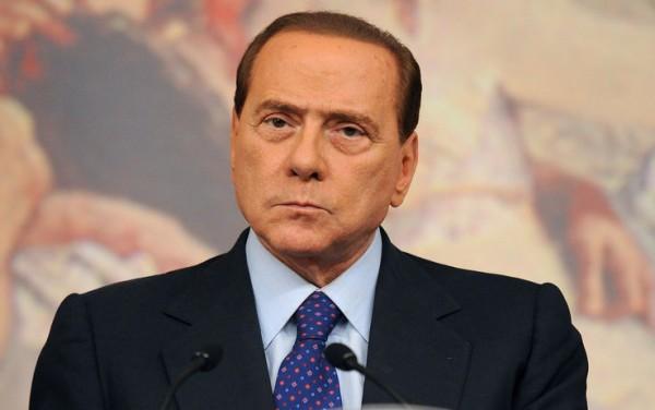 Silvio Berlusconi parteciperà alla manifestazione lega nord blocca italia
