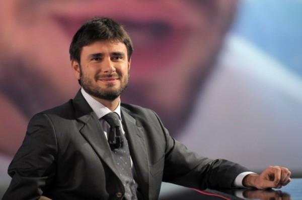 Alessandro Di Battista del M5S