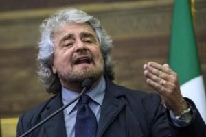 M5S, Grillo sul suo blog: �Siamo in mano alla Troika, italiani reagite�