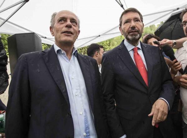 L'assessore Maurizio Pucci