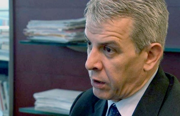 Alfonso Sabella, assessore capitolino alla Legalità