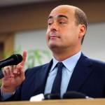 Nicola Zingaretti appoggiato da paolo gentiloni, candidato segreteria PD