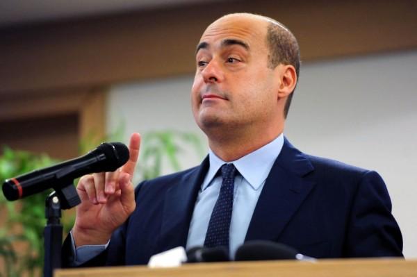 Nicola Zingaretti candidato segreteria PD