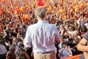 Milano, il sindaco Pisapia all�addio: �Progetto arancione continui�