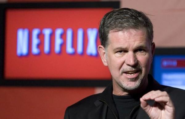 Il fondatore di Netflix Reed Hastings