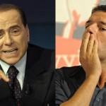 elezioni 2018, Silvio Berlusconi e Matteo Renzi
