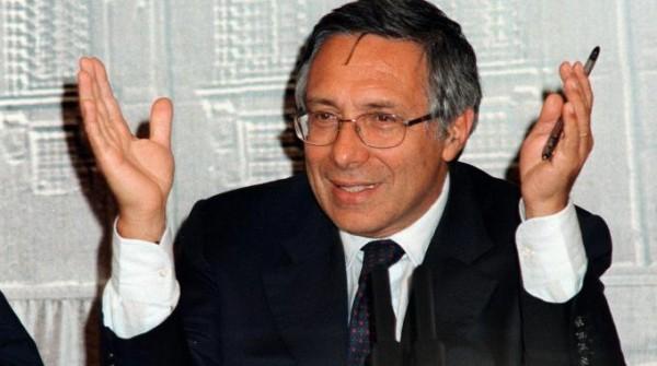 Franco Bassanini,consulente del Governo Renzi
