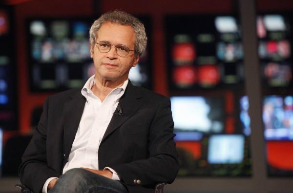 Il direttore del Tg La7 Enrico Mentana