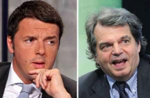 Numeri Senato, Brunetta: �A Renzi mancano 15-20 voti�