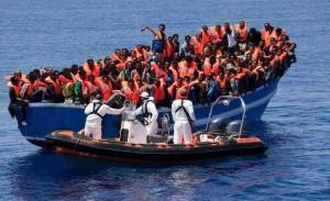 Caos immigrazione: la crisi continuer� fino al 2050