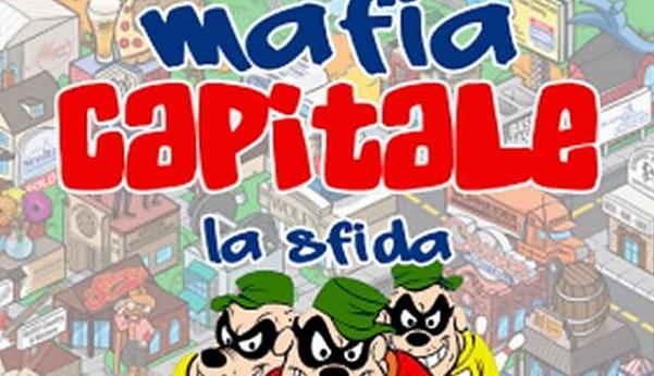 immagine dell'app mafia capitale