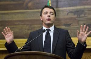 Tasse, annuncio di Renzi: �Dal 2017 via IRES�