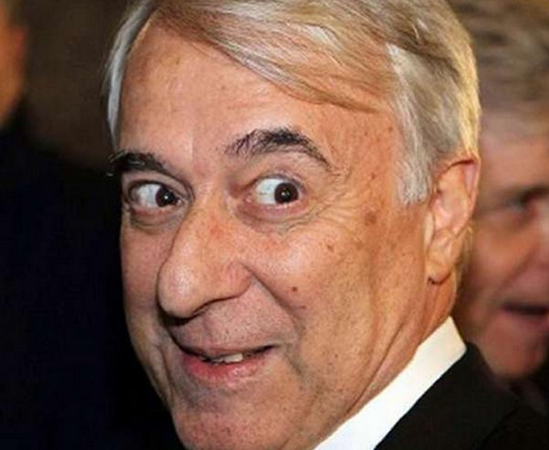espressione sorpresa del sindaco di milano giuliano pisapia
