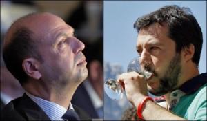 Cocoric�, Salvini contrario alla tolleranza zero: �Alfano vada a ballare che gli fa bene�