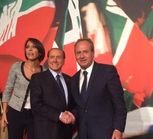 Berlusconi incontra i seguaci di Nunzia De Girolamo: riporter� Forza Italia al 25%