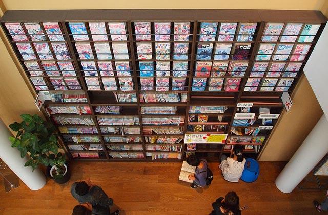manga giapponese pedopornografia