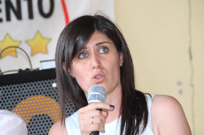 Chiara Appendino, Comunali Torino, M5S