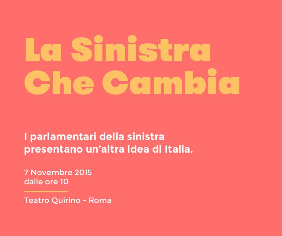 Sinistra italiana si apre il nuovo cantiere assemblea for Numero parlamentari italia