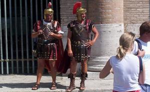 Roma, la rivolta dei centurioni