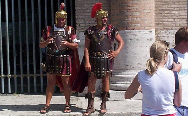 centurioni, roma