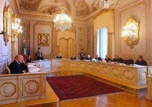 Renzi e la partita della Consulta