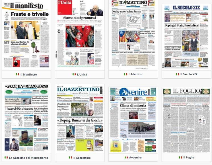 prime pagine, rassegna stampa politica, 10 novembre 2015, manifesto