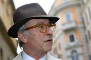 Vittorio Feltri su Repubblica post Ezio Mauro: �Con Calabresi passer� dal rosso mattone al rosa Renzi�
