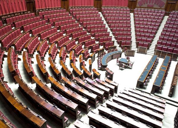 Parlamentari assenteisti guida la classifica forza italia for Parlamentari forza italia
