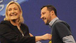 Marine Le Pen: anche Salvini al raduno dei nazionalisti in Germania