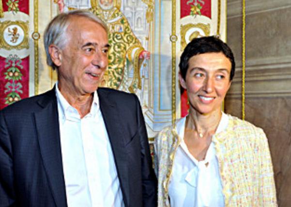 primarie Milano giuliano pisapia con francesca balzani