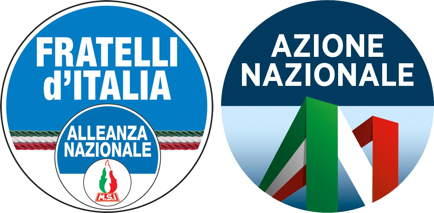 fratelli d'italia, azione nazionale, giorgia meloni, ignazio la russa