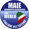 Movimento associativo Italiani all'estero (Estero) MAIE logo