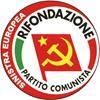 Rifondazione comunista - Sinistra europea logo