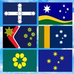 australia, bandiera australia, simboli australia