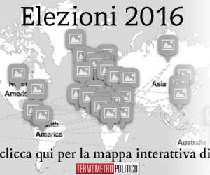 Una grafica interattiva che mostra tutte le elezioni del mondo nel 2016