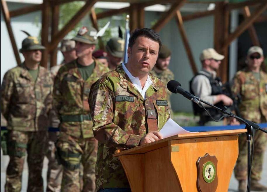 intervento militare in Libia, Libia isis, eni libia