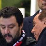 Berlusconi Salvini: