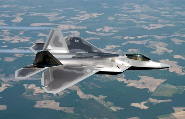 corea del nord usa f-22